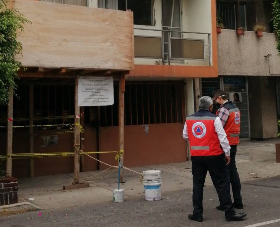 En la Narvarte rematan y rentan viviendas por temor a sismos