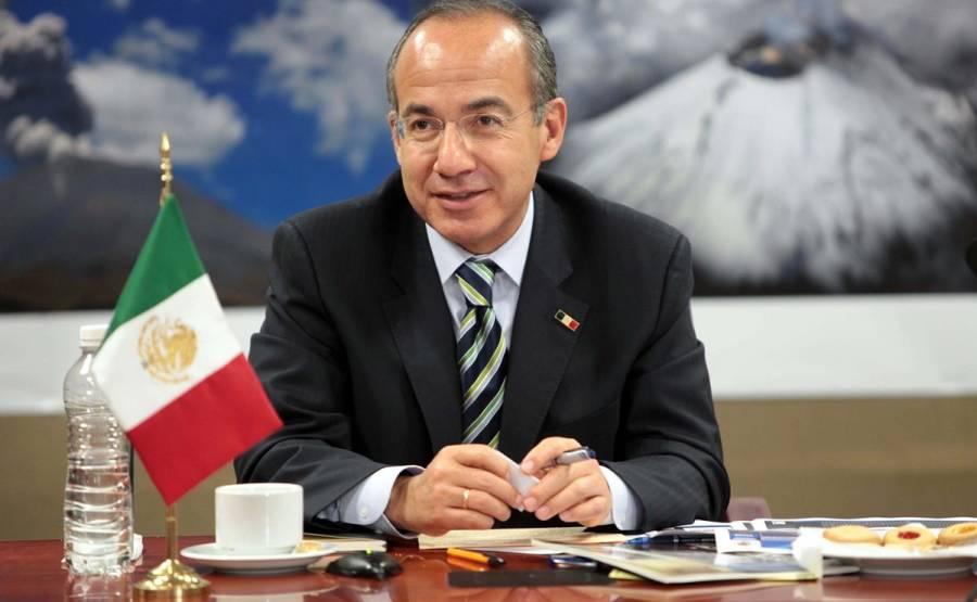 """Calderón; """"Gobierno tuvo semanas para prevenir atentado"""""""