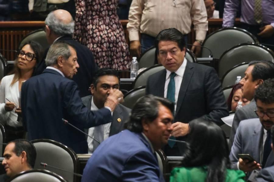 Diputados de Morena condenan ataque en contra de García Harffuch