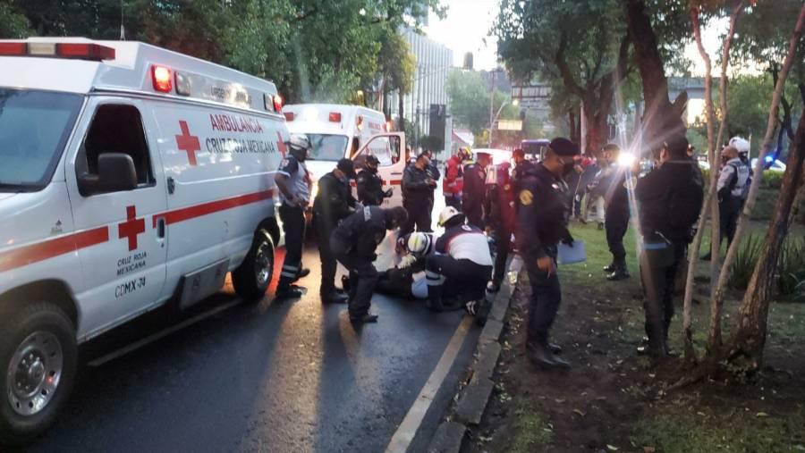 Confirman atentando contra titular García Harfuch, tras balacera en Lomas de Chapultepec