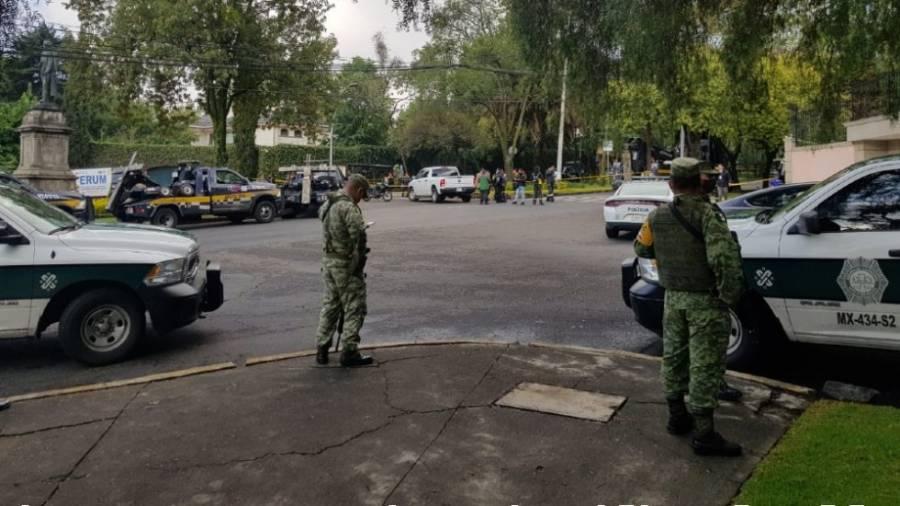 Muere mujer que transitaba por Paseo de la Reforma durante atentado contra García Harfuch