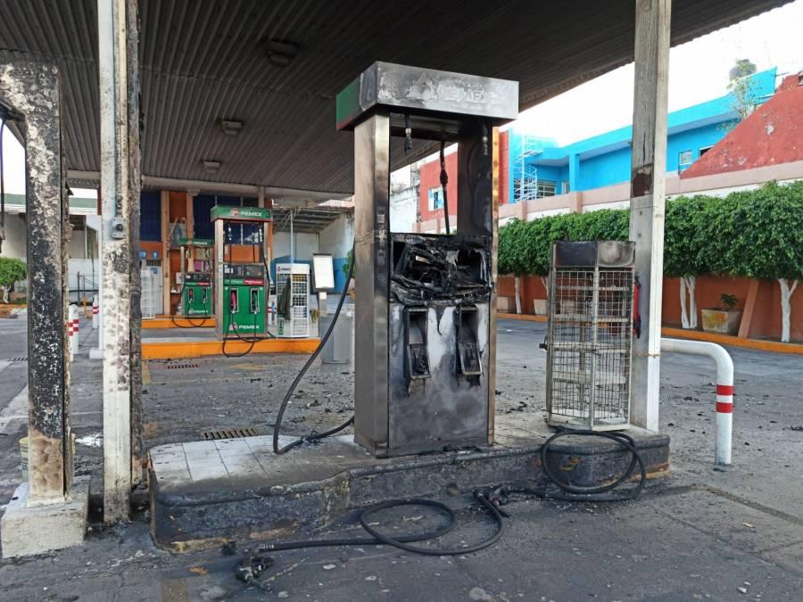 CÁRTEL EN GUANAJUATO INTENTÓ DETONAR EXPLOSIVOS