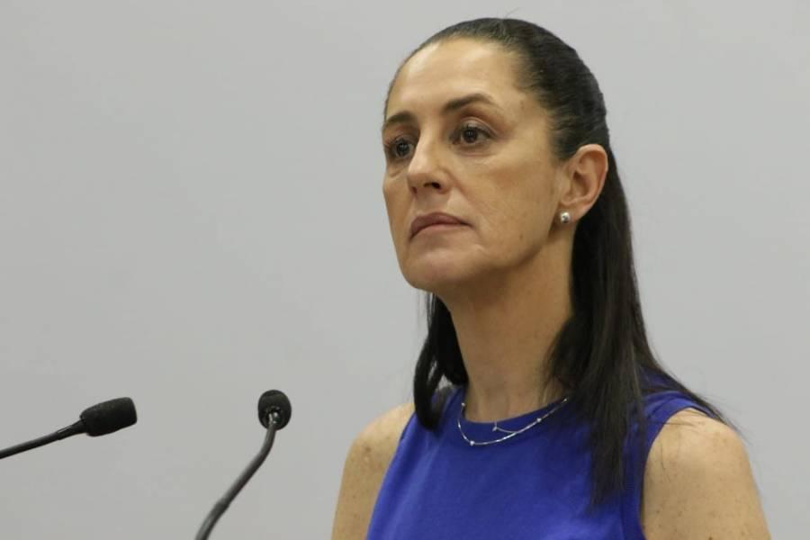 """""""Estamos en alerta"""": Sheinbaum tras ataque contra García Harfuch"""