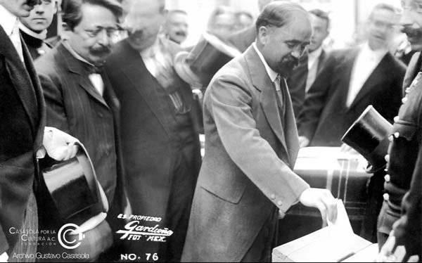 El fraude electoral de 1910