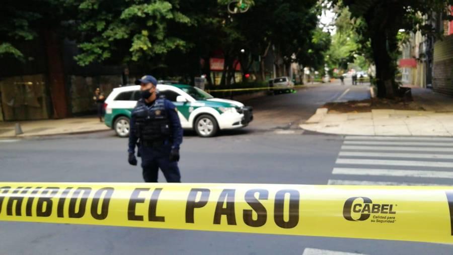 Sheinbaum reporta como fuera de peligro a García Harfuch