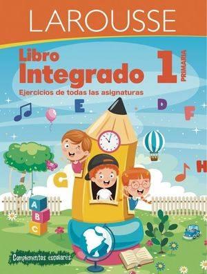 Por bajo rendimiento Larousse relanza guía de estudio para niños
