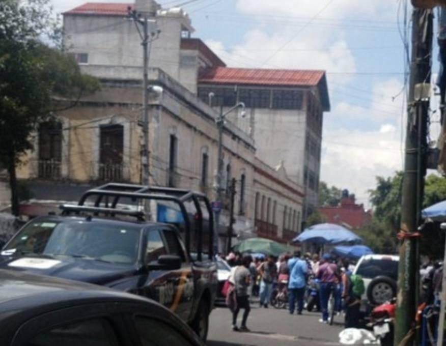 Balacera en el Centro Histórico deja tres heridos
