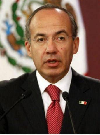 Calderón se solidariza con García Harfuch luego del atentado en CDMX