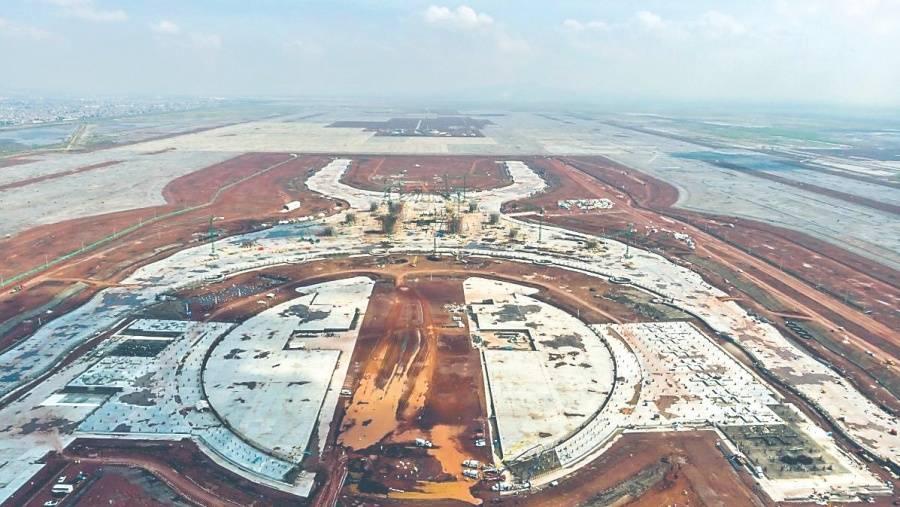 Gobierno construirá parque ecológico en terreno de NAIM