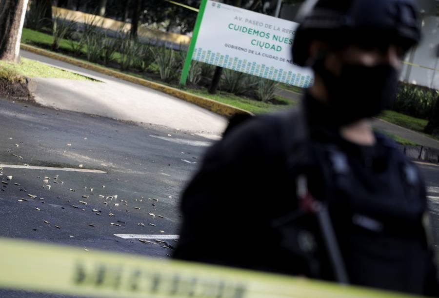 CDHCM repudia la emboscada en contra del jefe de la Policía de la CDMX