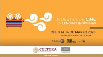 Muestra de Cine en Lenguas Indígenas
