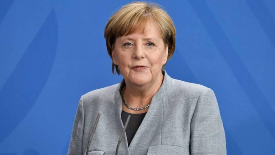 Plantea el coronavirus un desafío de dimensiones sin precedentes: Merkel