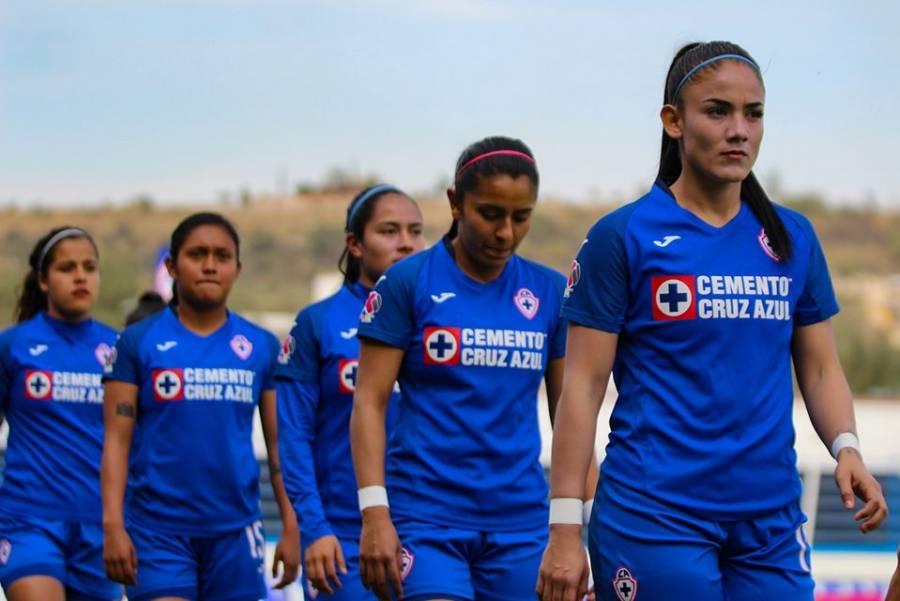 Cruz Azul Femenil reporta 14 casos positivos de Covid-19
