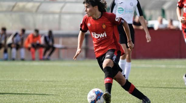 Buscan convencer a Luka Romero de ir a la Selección Mexicana