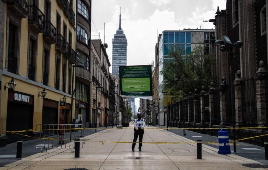 Reabrirán Madero y Zócalo de la CDMX tras pandemia por Covid-19