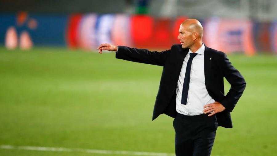 Zidane podría retirarse del Real Madrid