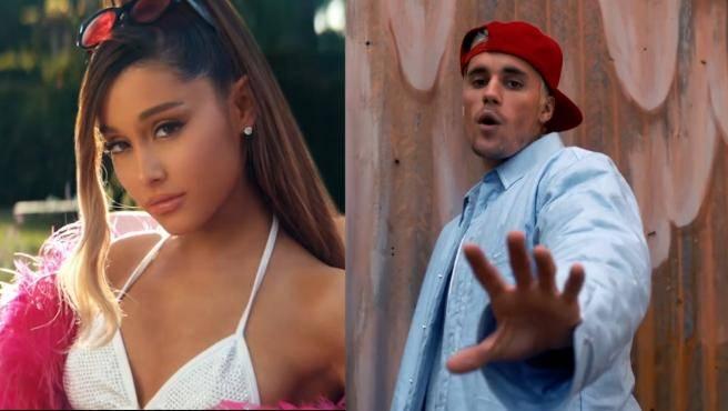 Ariana Grande y Justin Bieber crean una canción contra el COVID-19