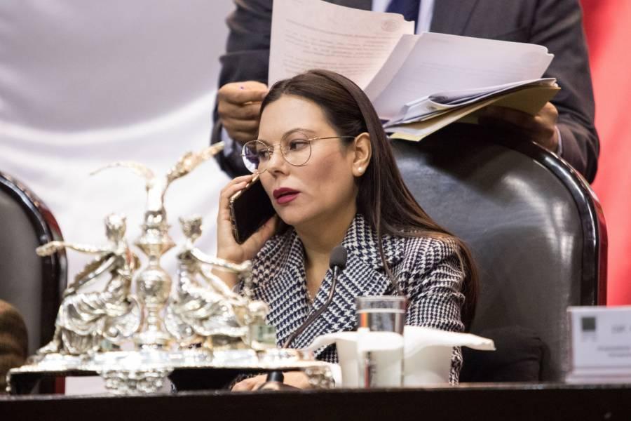 Recibe SCJN controversia contra decreto de seguridad de Laura Rojas