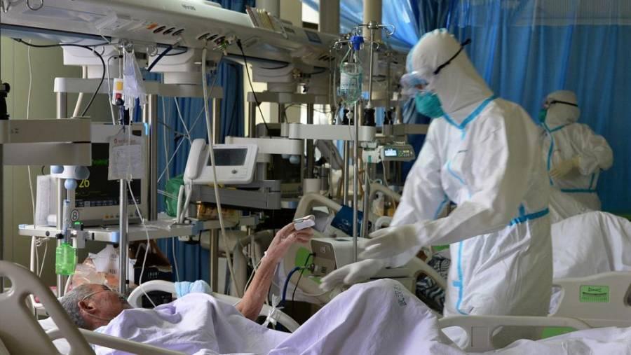 En Nayarit los hospitales y funerarias están llenos