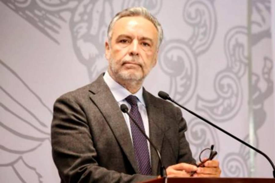 Muñoz Ledo no presentó su renuncia: Ramírez Cuéllar
