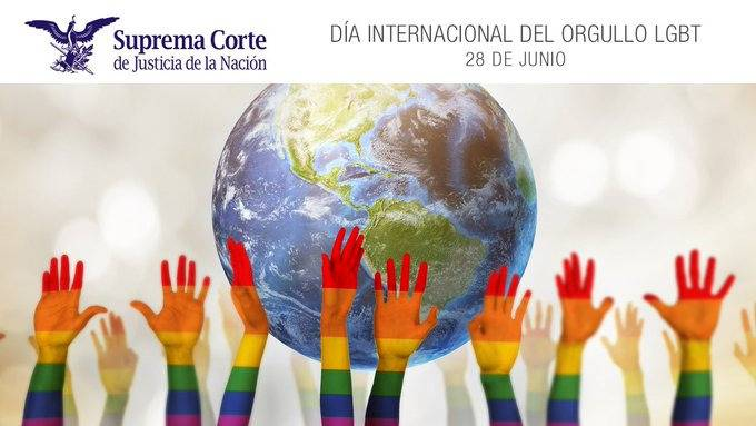 SCJN SEGUIRA DEFENSIENDO DERECHOS DE COMUNIDAD LGBTTTI