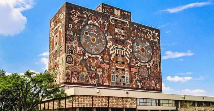 UNAM se posiciona como la mejor universidad de Iberoamérica en Artes y Humanidades