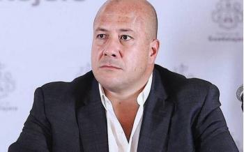 No es fácil enfrentarte al presidente: Enrique Alfaro