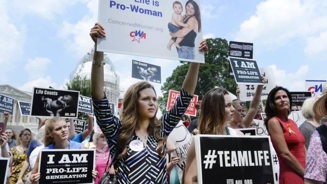 No al aborto en Luisiana decreta la Corte de EU