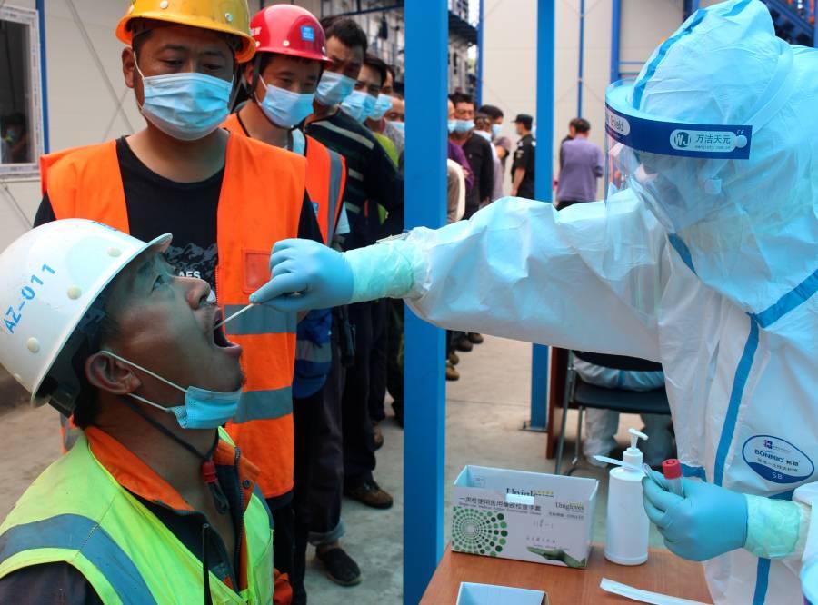 China confina a 500,000  personas cerca de Beijing