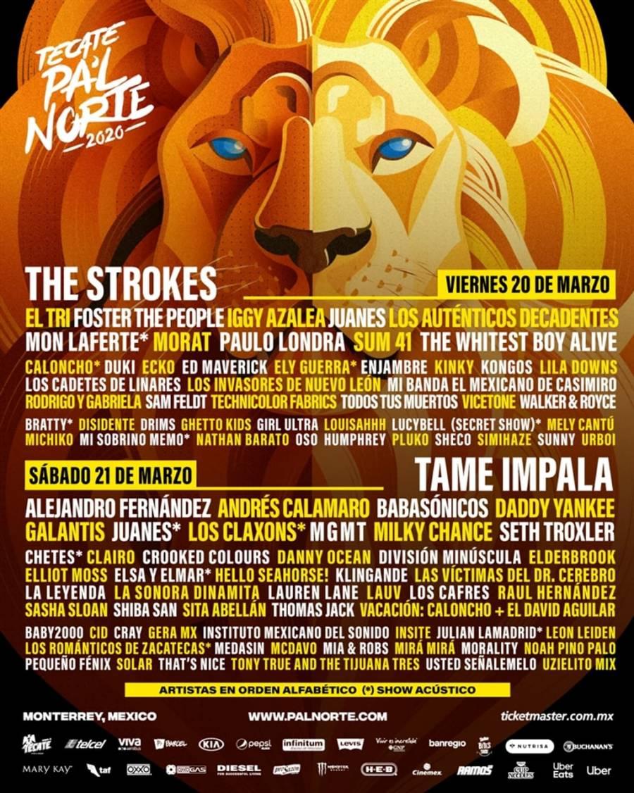Cancelan Tecate pa´l Norte