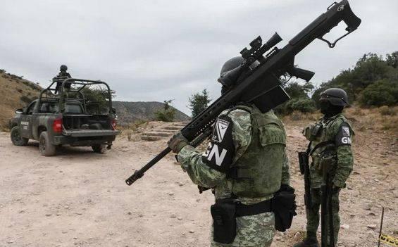 Activistas denuncian que la Guardia Nacional funciona como sucursal del Ejercito