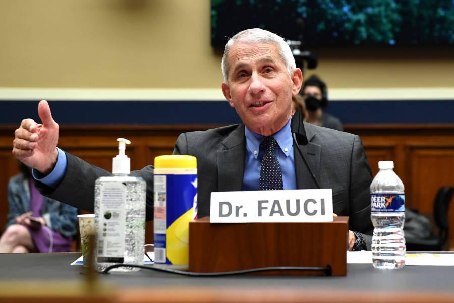 Incremento de casos por Covid-19 en EU, es por ignorar normas de salud: Anthony Fauci