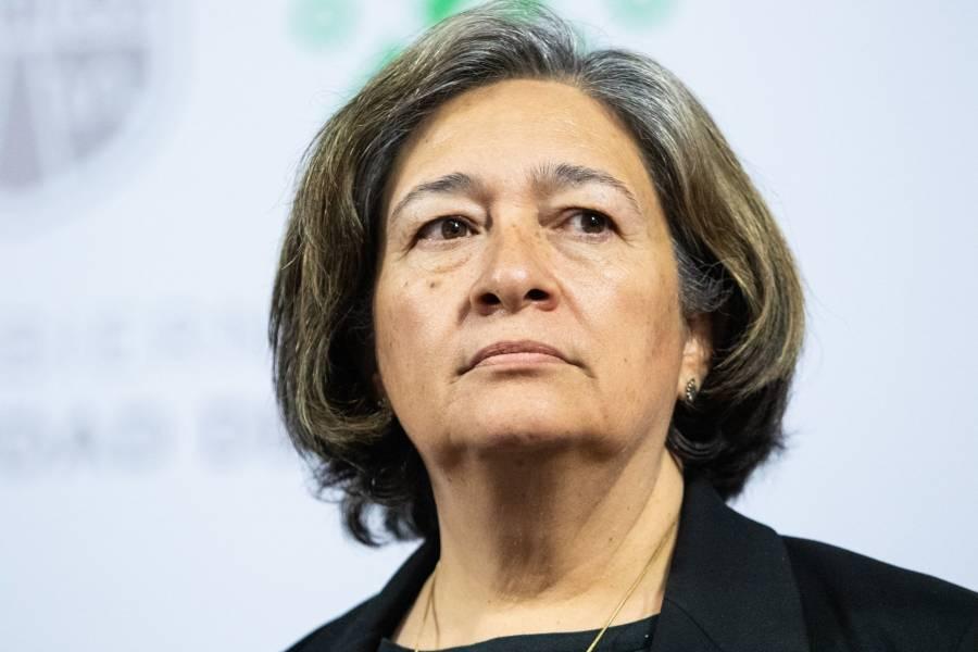 Autoridades revelan que directora del Metro dio positivo a Covid-19