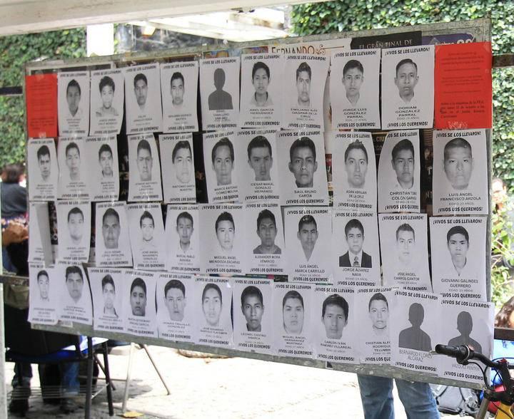 """Cae """"El Mochomo"""", presunto implicado en la desaparición de los 43"""