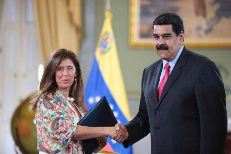 Venezuela expulsa a embajadora de la Unión Europea