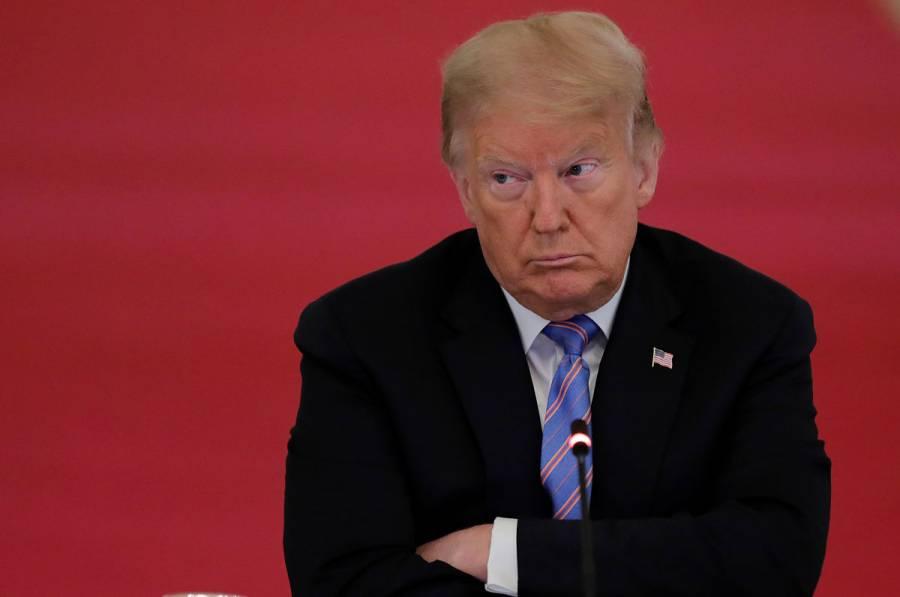 """""""Increíble estupidez, que Princeton quite nombre de Woodrow Wilson"""": Trump"""