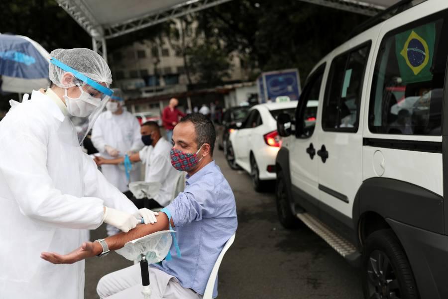 Sao Paulo espera aprobación de ensayo de vacuna china contra el Covid-19