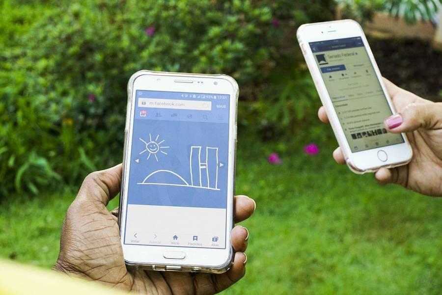 Teléfonos inteligentes han ayudado a la gente a sobrellevar el confinamiento