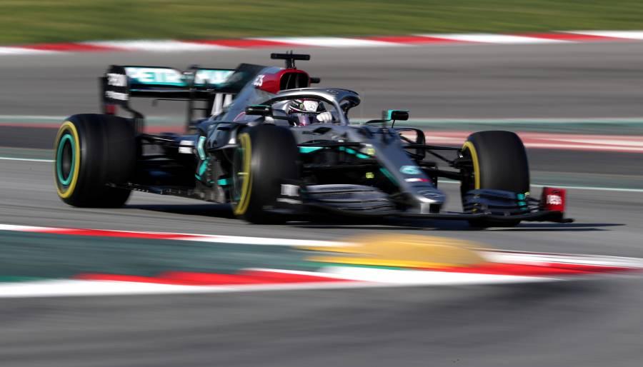 F1 regresa tras casi cuatro meses de retraso