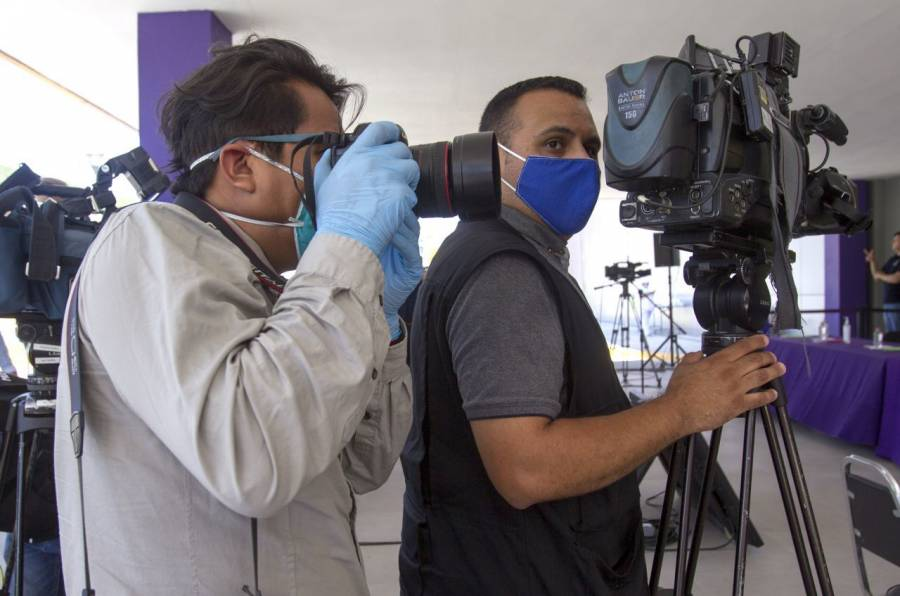 RSF lanza programa para promover la seguridad de periodista en México