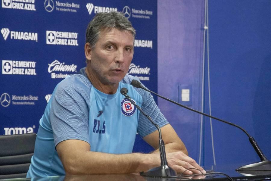 Cruz Azul no está en condiciones de jugar la Copa GNP: Siboldi