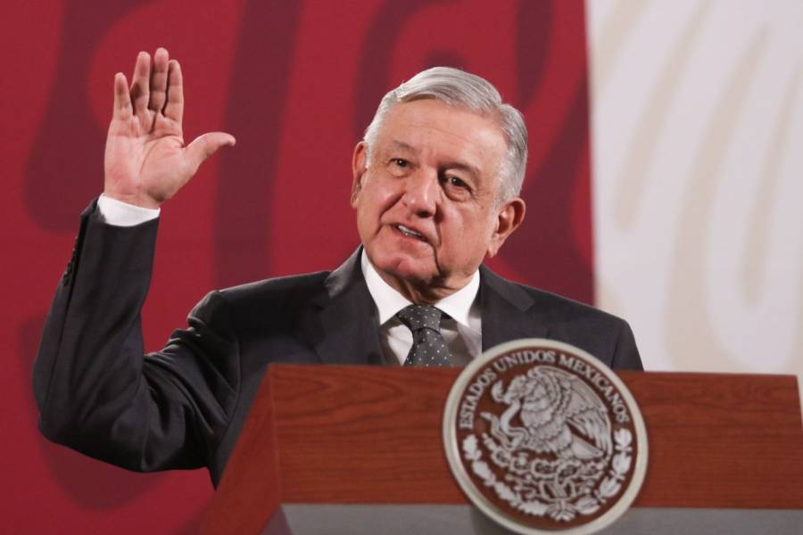 Hoy se definirá fecha de viaje de López Obrador a EEUU