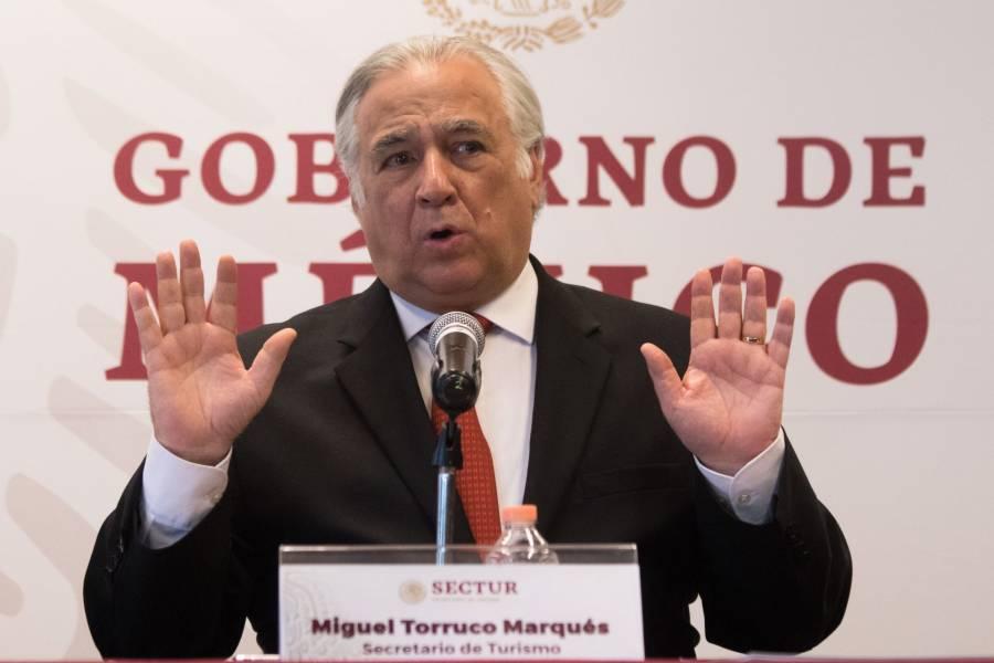 Con huella ambiental el nuevo turismo global; exclusividad, el plan Torruco