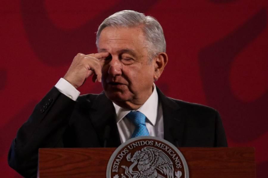 No soy un vende patrias: López Obrador