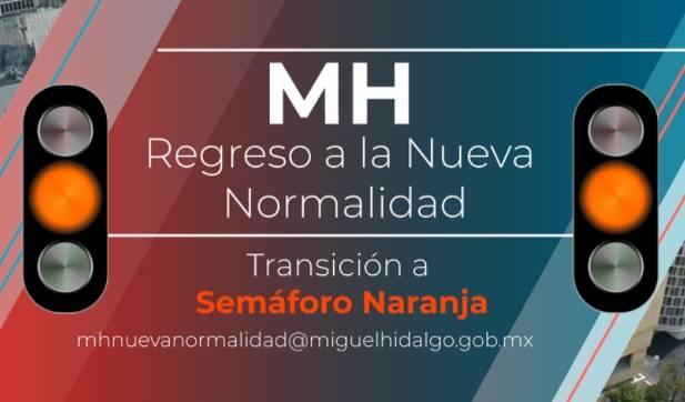 Alcaldía MH habilita portal con medidas para el semáforo naranja