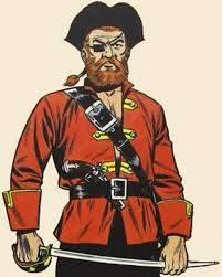 Barbarroja el pirata que se convirtió en Comandante General