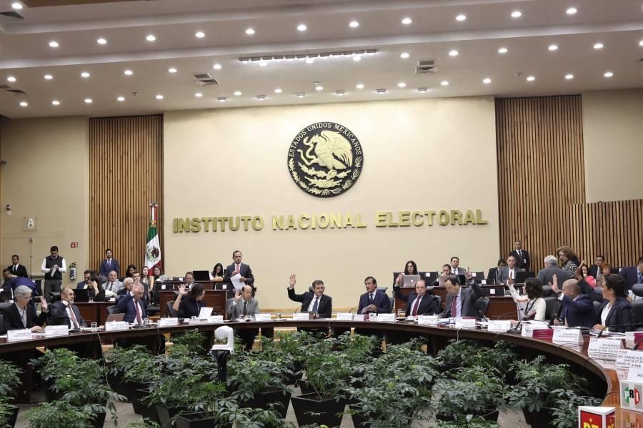 Misión Rescate México defienden al INE por imposición de Ackerman