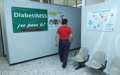 Acuden al IMSS 3.1 millones de personas con diabetes para mejorar su salud