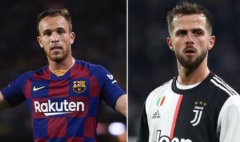 Arthur, nuevo jugador de la Juventus y Pjanic llega al Barcelona