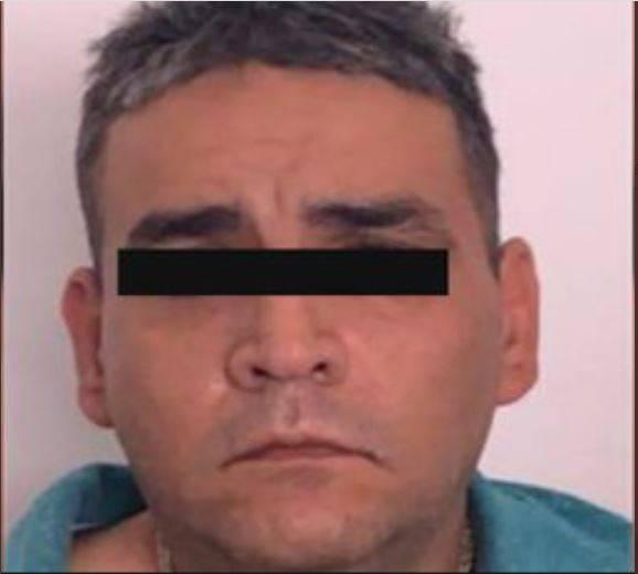 """Trasladan al Reclusorio Norte a """"El Vaca"""" por atentado contra García Harfuch"""